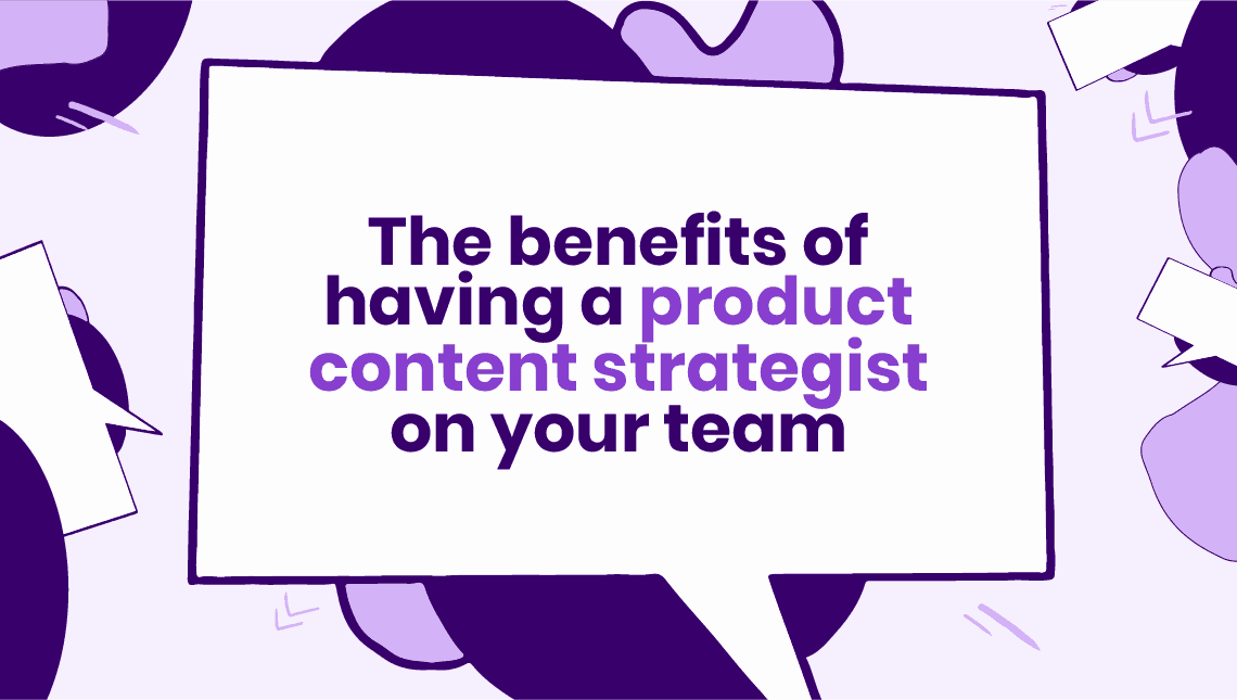 Insights from a Product Content Strategist: Melanie Seibert