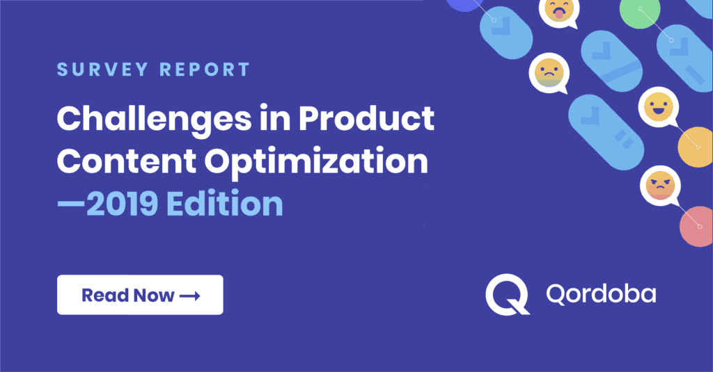 Challenges in Product Content Optimization report