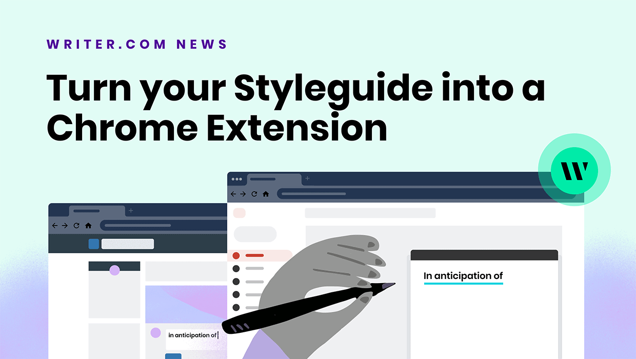 Turn your styleguide into a Chrome extension