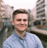 Ben Culpin, content marketer at WakeUpData