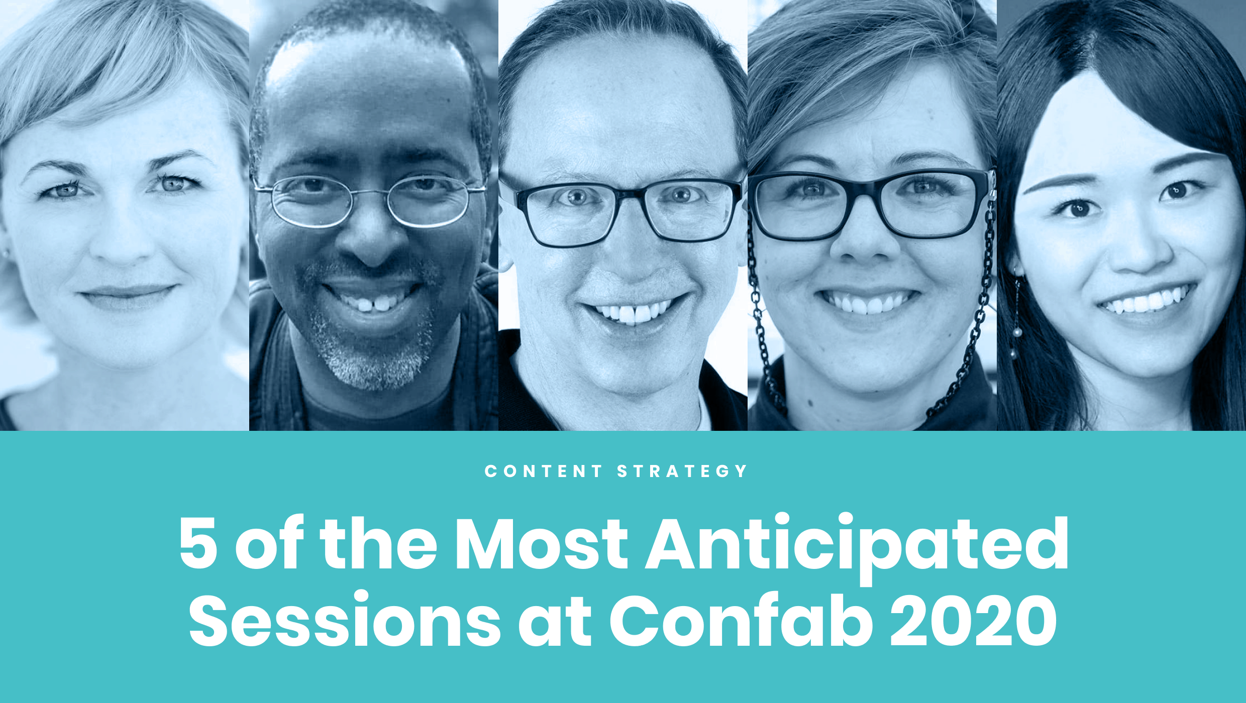 5 of the most anticipated sessions at Confab 2020