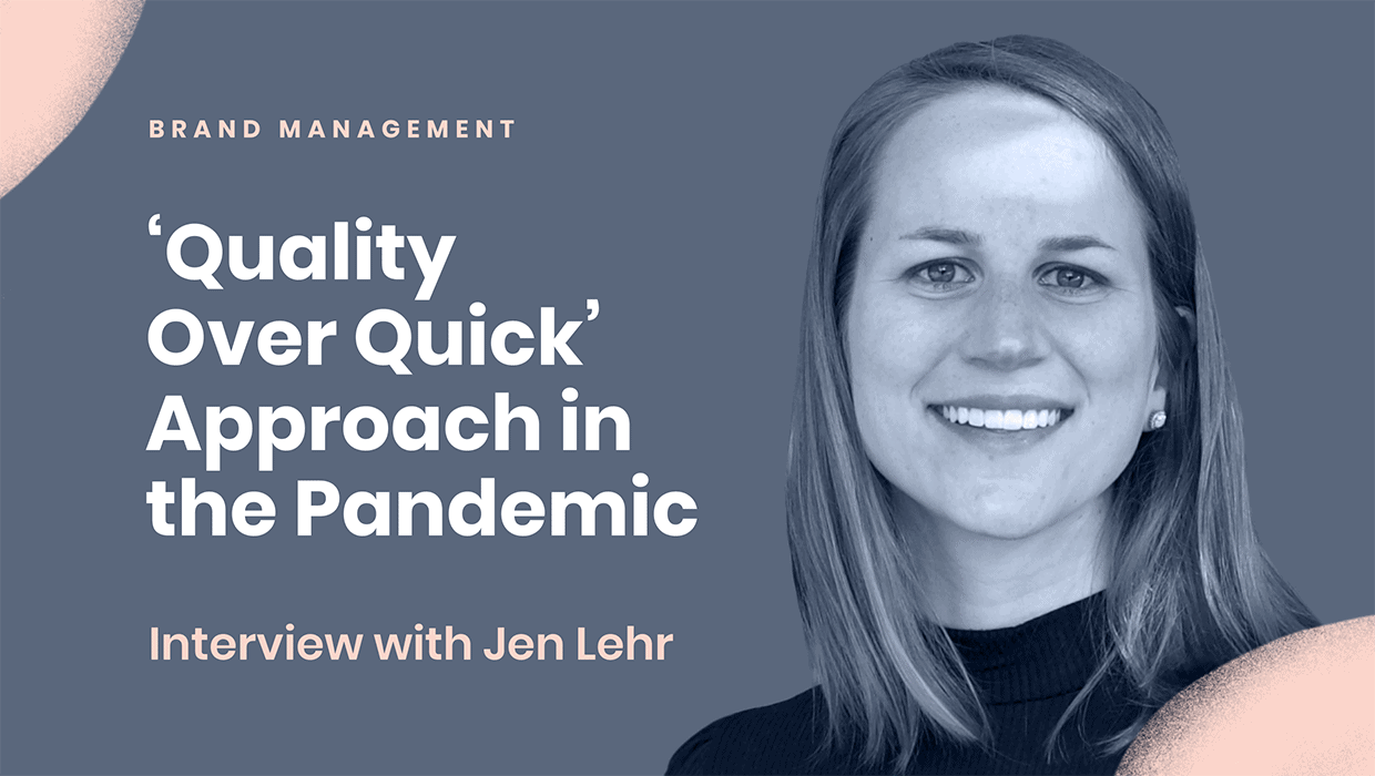 Taking a 'quality over quick' approach to customer support in the pandemic