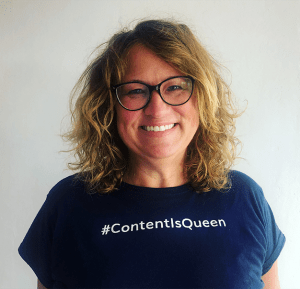 Jennifer Schmich is Intuit's senior manager of content systems.