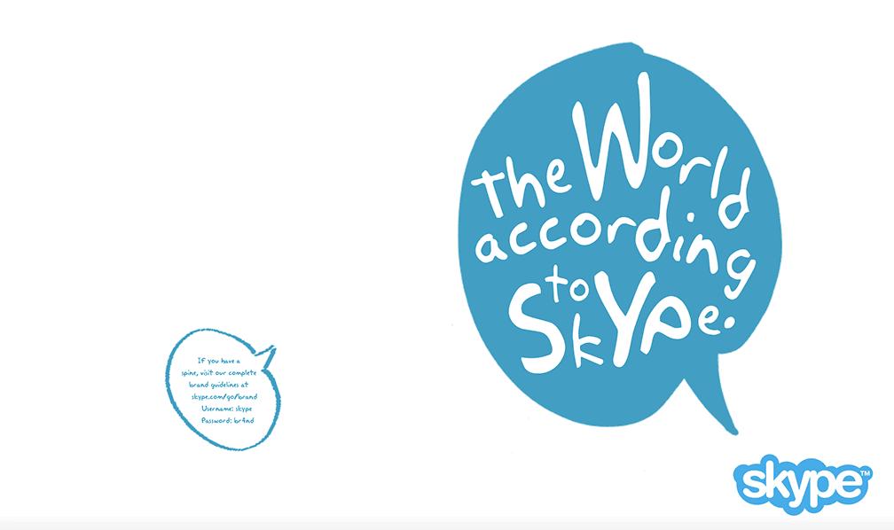 Skype styleguide