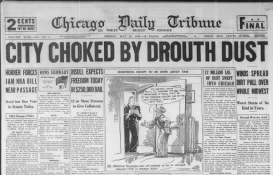 american grammar in Chicago Tribune