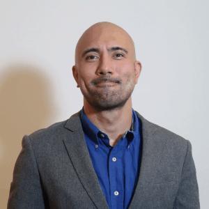 Valerio Puggioni, a copy and content writer.