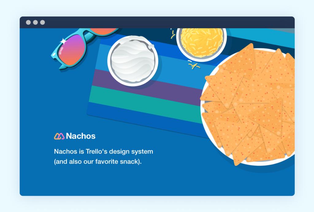 Nachos by Trello