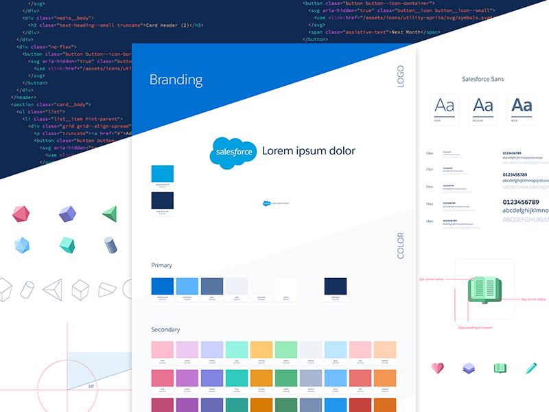 Salesforce Branding page